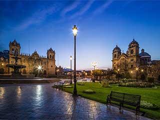 Arribo Cusco / PM City Tour Peatonal.